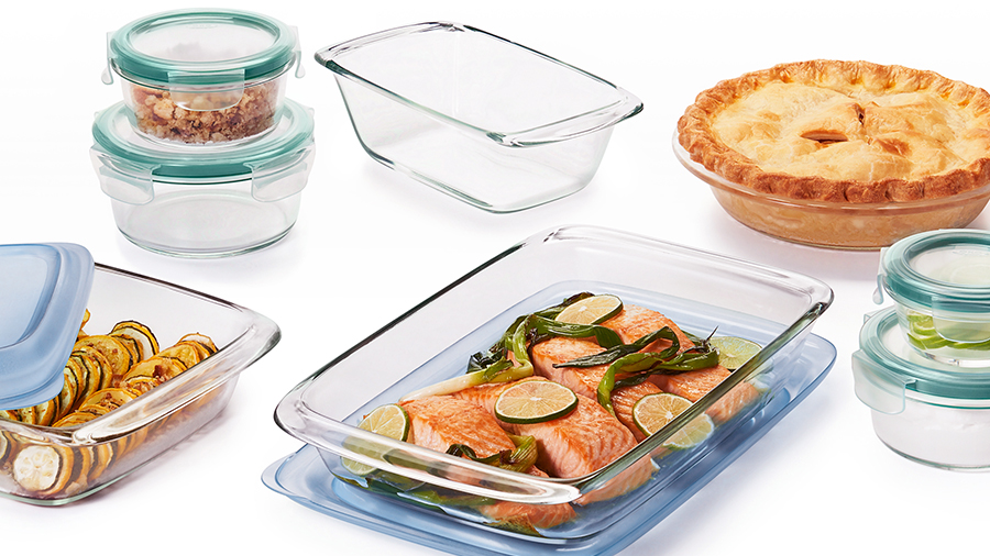glass bakeware set