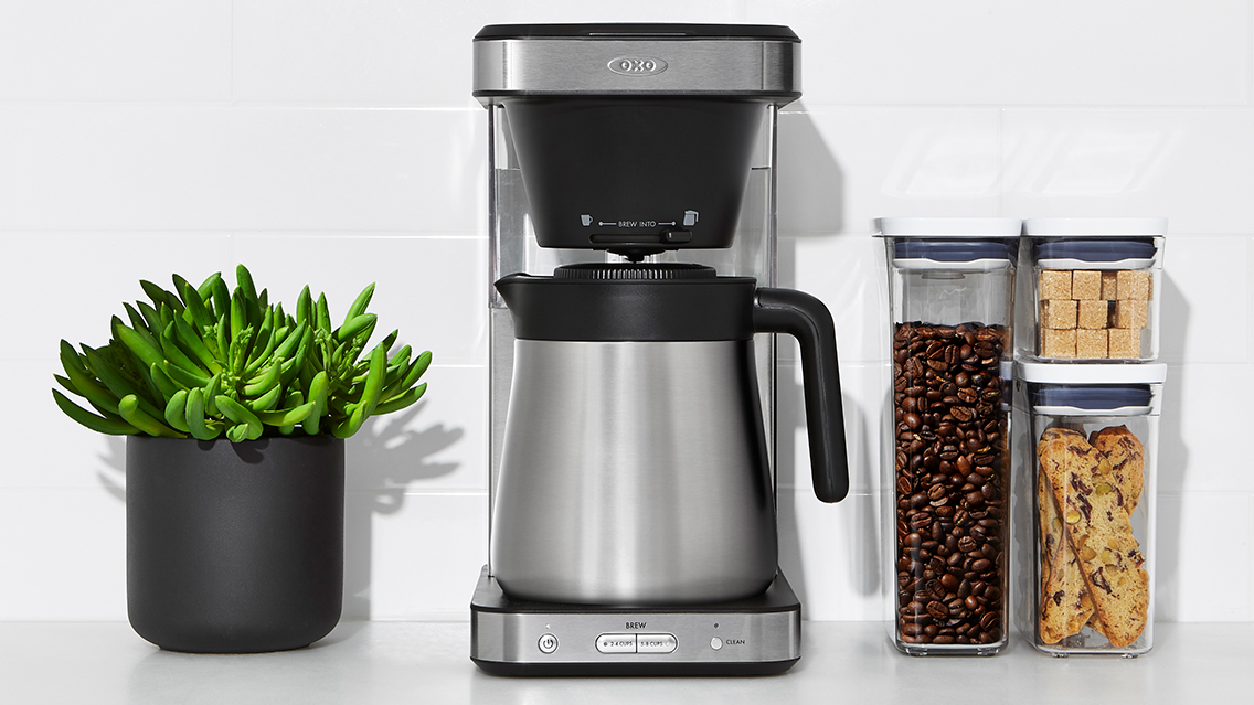 8-cup coffee maker
