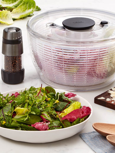 Behind the Design of the OXO Salad Spinner