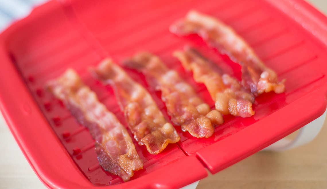 How to Make the Crispiest (But Not Greasy) Bacon Ever