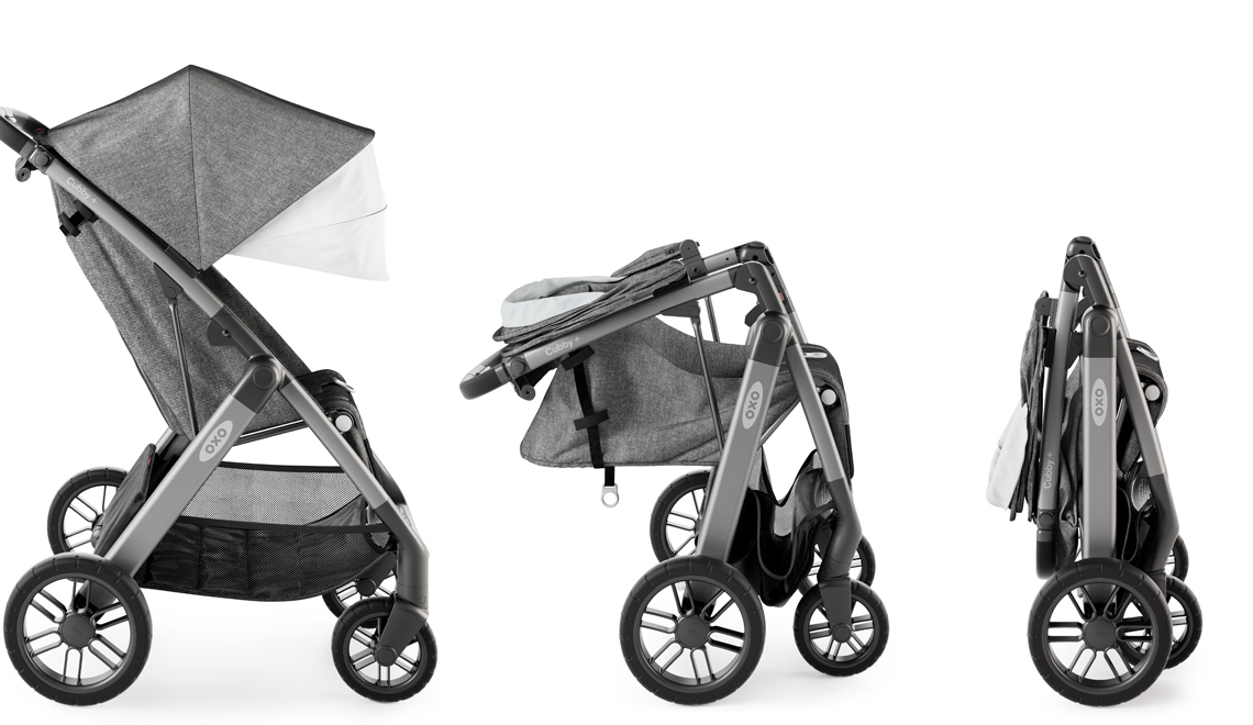 How We Designed the Cubby Strollers
