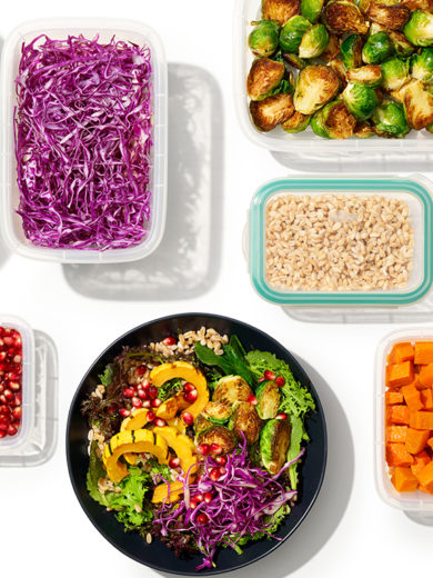 How to Meal Prep for a Week's Worth of Lunches
