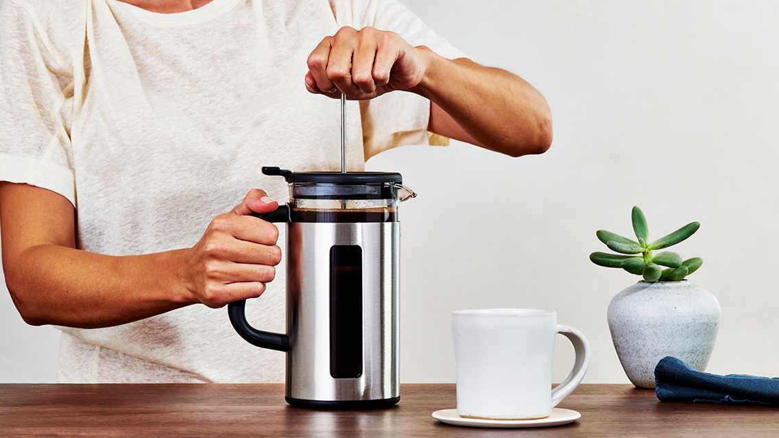best beans for french press