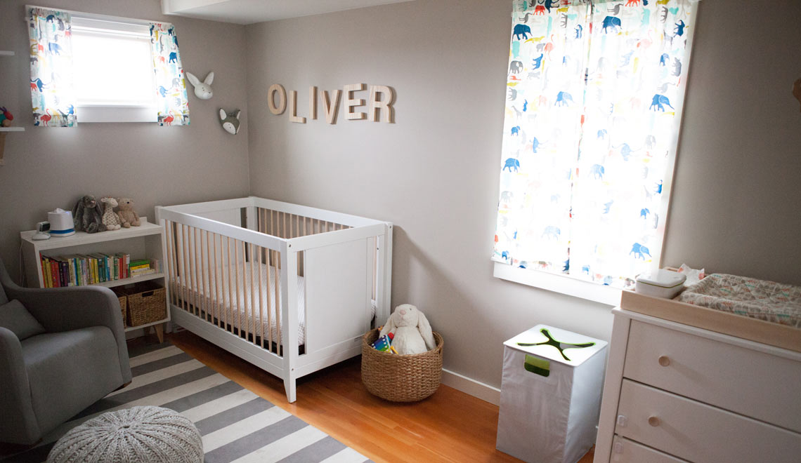 How To Set Up A Cozy Laidback Baby Nursery Oxo Good Tips