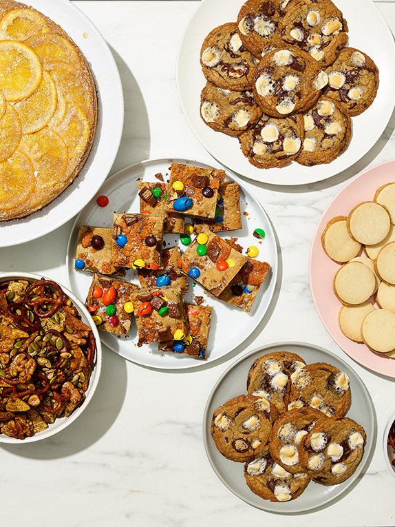 Baking A Difference For Childhood Cancer