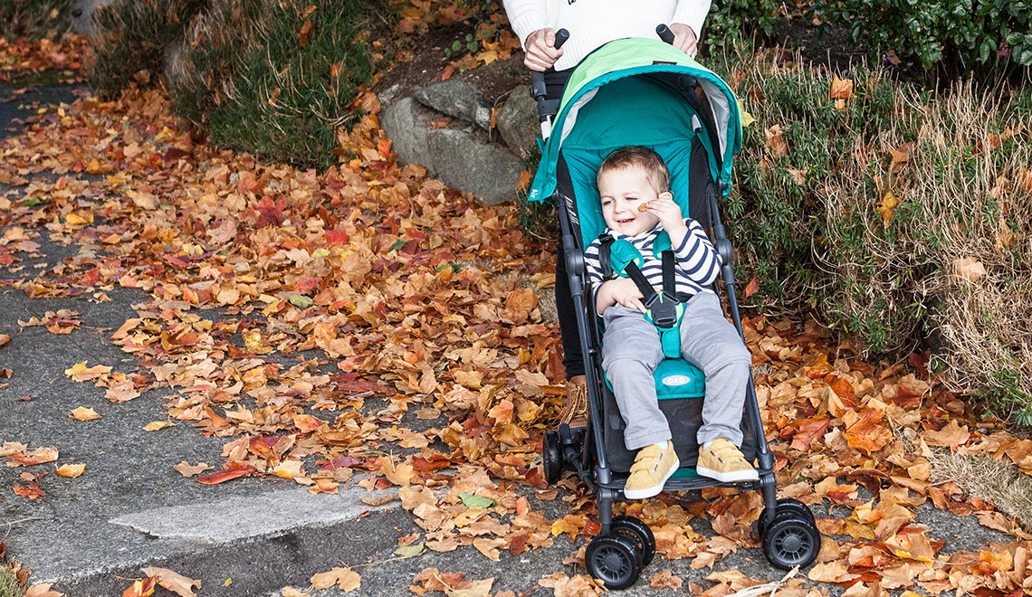 How We Designed the Air: A Compact Stroller That Won't Slow You Down