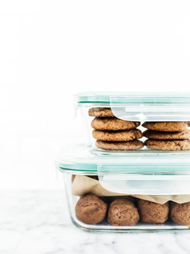 How to Make Gingerdoodle Cookies Ahead of Time