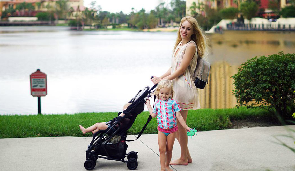Why Moms Are Loving Their Air Strollers