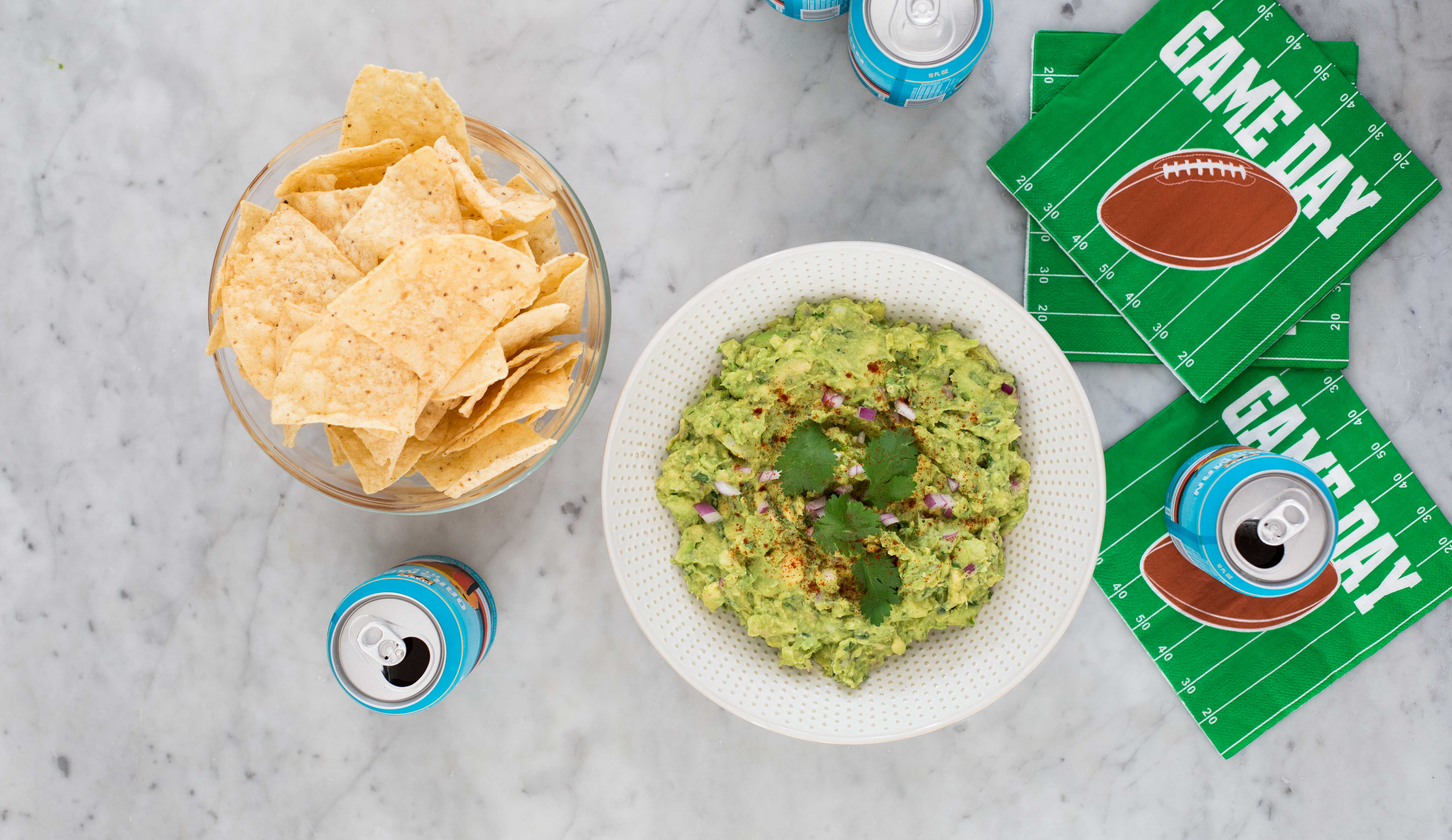 Game Day Picks with an OXO Twist