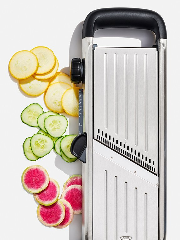 How To Use Your Mandoline Slicer to Make French Fries, Pickles, and More
