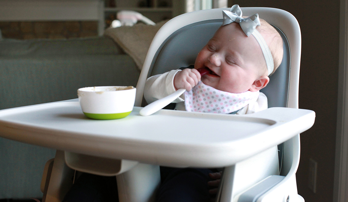 Baby's First Bites from Dish it Girl