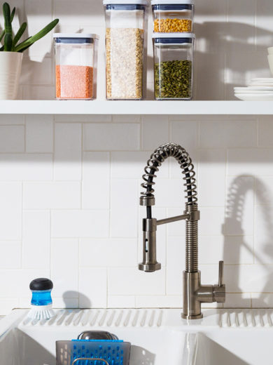 How to Clean Stainless Steel Sinks, Appliances, and Other Grimy Kitchen Surfaces