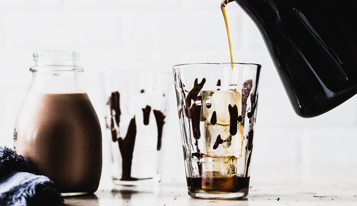 Heartbeet Kitchen Shares How to Make Cold Brew at Home