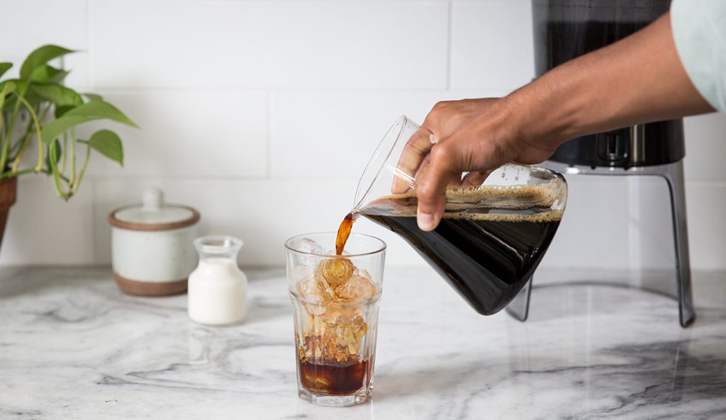how to use the cold brew coffee maker