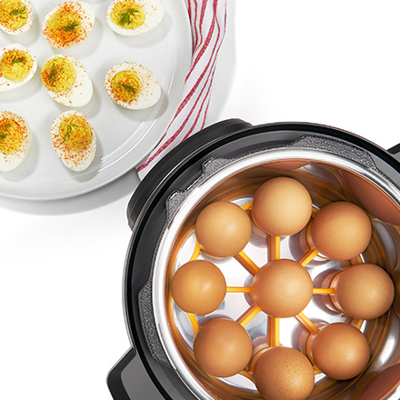 pressure cooker egg rack