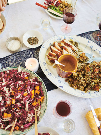 Back Pocket Recipe: Julia Turshen's Thanksgiving Menu