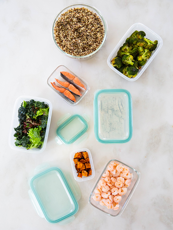 Weekday Meal Prepping Guide for the New Year