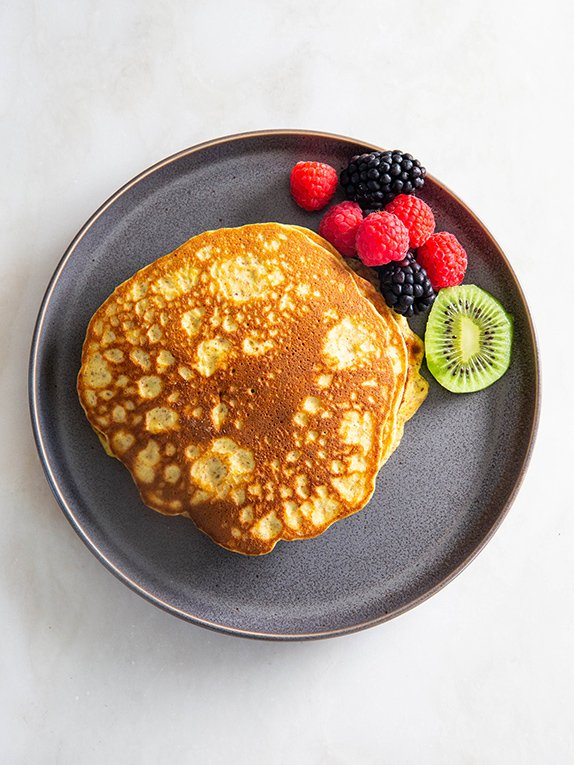 6 Healthier Homemade Pancake Recipes to Try and Tips for Making Them