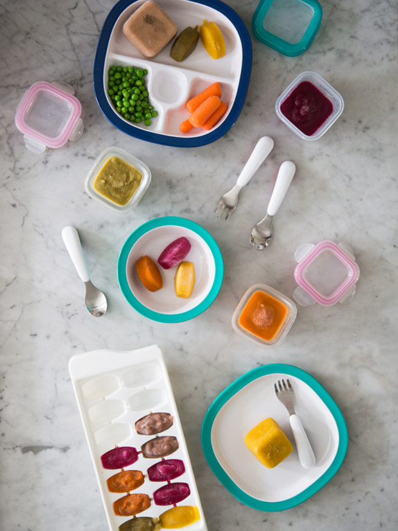 7 Tips for Raising a Foodie in the First Year