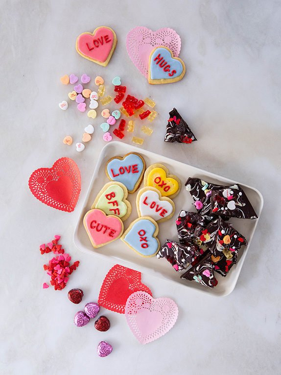 DIY Valentine's Day Treats for the Whole Family