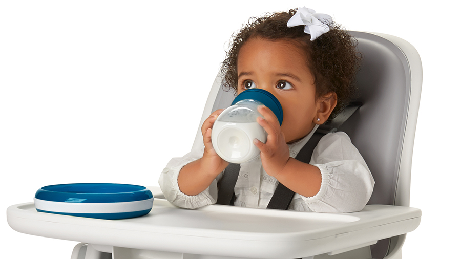 how to transition from bottle to sippy cup