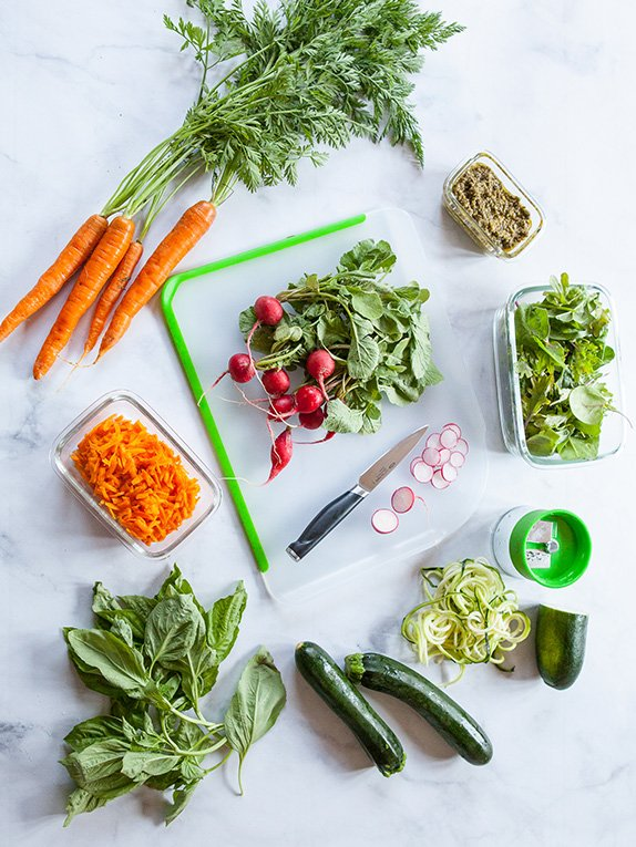 Prep Now, Dinner-in-Minutes Later