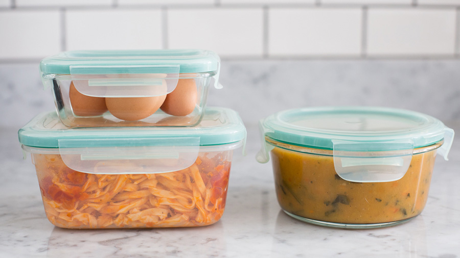 How to Store Leftovers