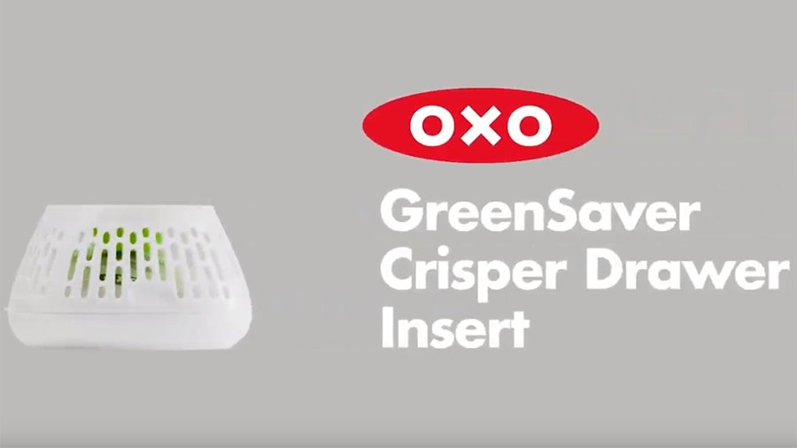 OXO GreenSaver video