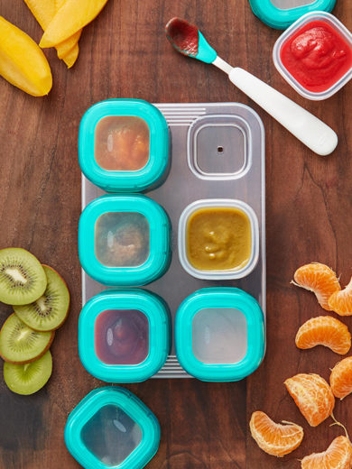 How to Store Homemade Baby Food to Keep It Safe for Your Little One