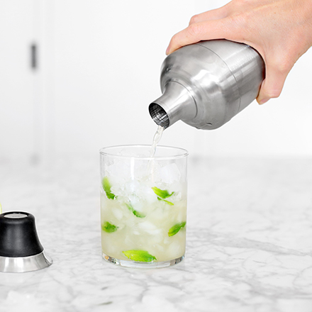 OXO Cocktail Shaker Citrus Cocktail