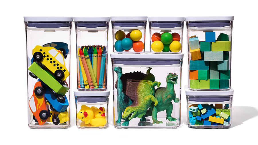 POP Containers Kids Toys