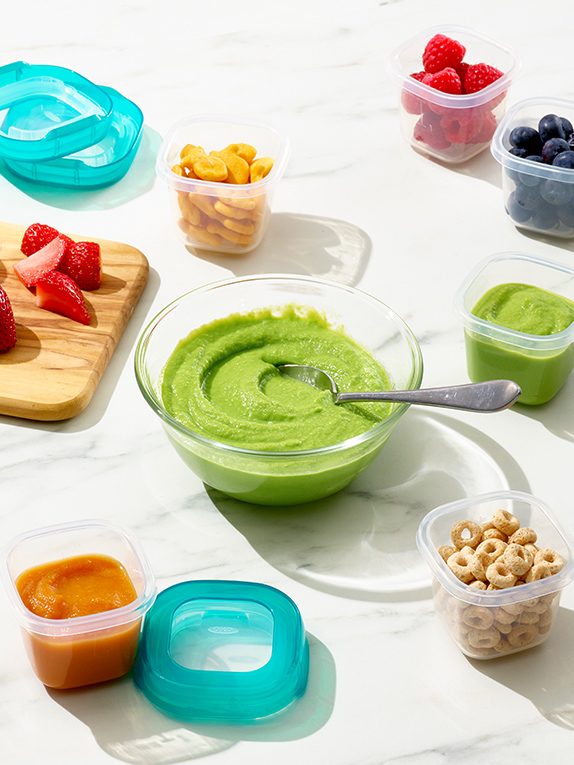 Spring Fruits & Vegetables Your Toddler Will Love