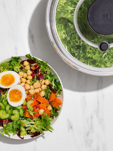 The Building Blocks for a Great Winter Salad