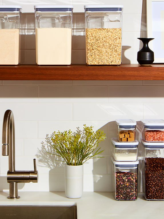 Make Your Tiny Kitchen Feel Huge With These Genius Ideas