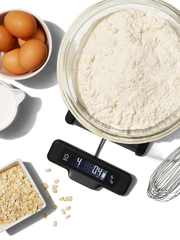 How to Use a Food Scale for Baking Yummy Treats