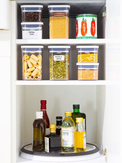 How to Clean and Organize Your Kitchen Cabinets (And Keep Them That Way)