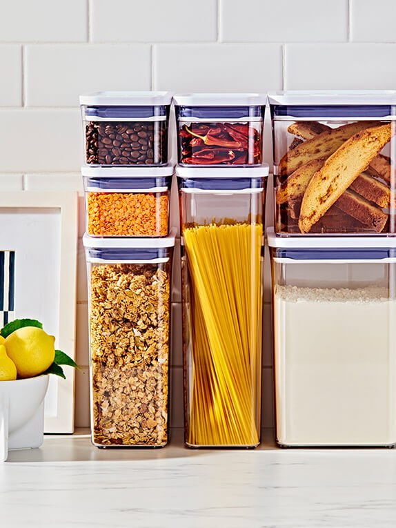 Our Ultimate Guide to OXO POP Containers for Dry Food