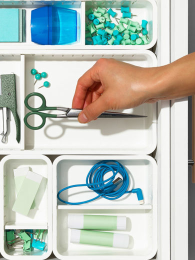 College Dorm Room Essentials for Cooking, Cleaning and More