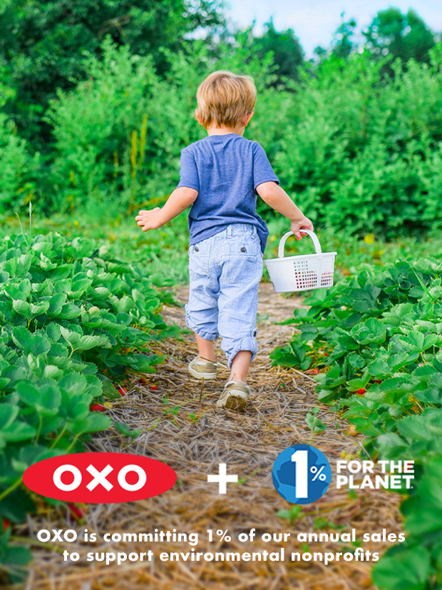 A Message about 1% for the Planet from OXO President Larry Witt