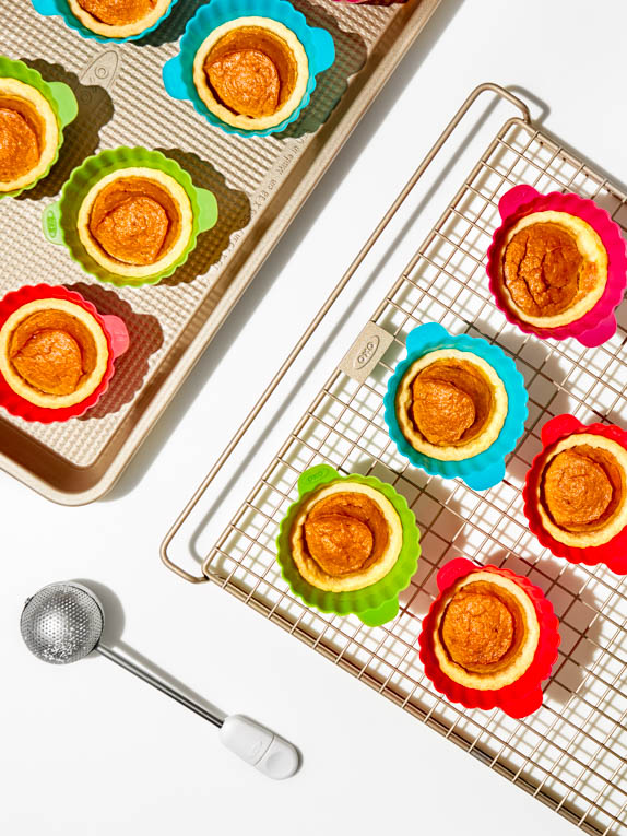 How to Pie It Forward This Thanksgiving with Mini Pumpkin Pies