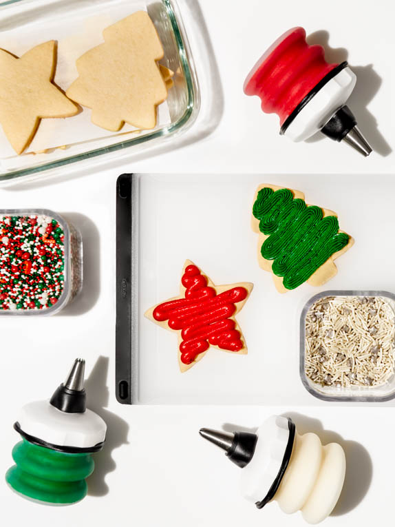 Virtual Cookie Decorating Party