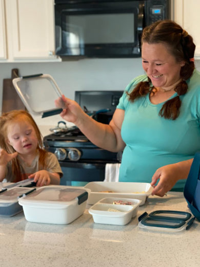 Prep & Go Food Diaries: How a Mom of Three Prepares for a Busy Week