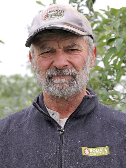 rodale institute orchard manager don jantzi