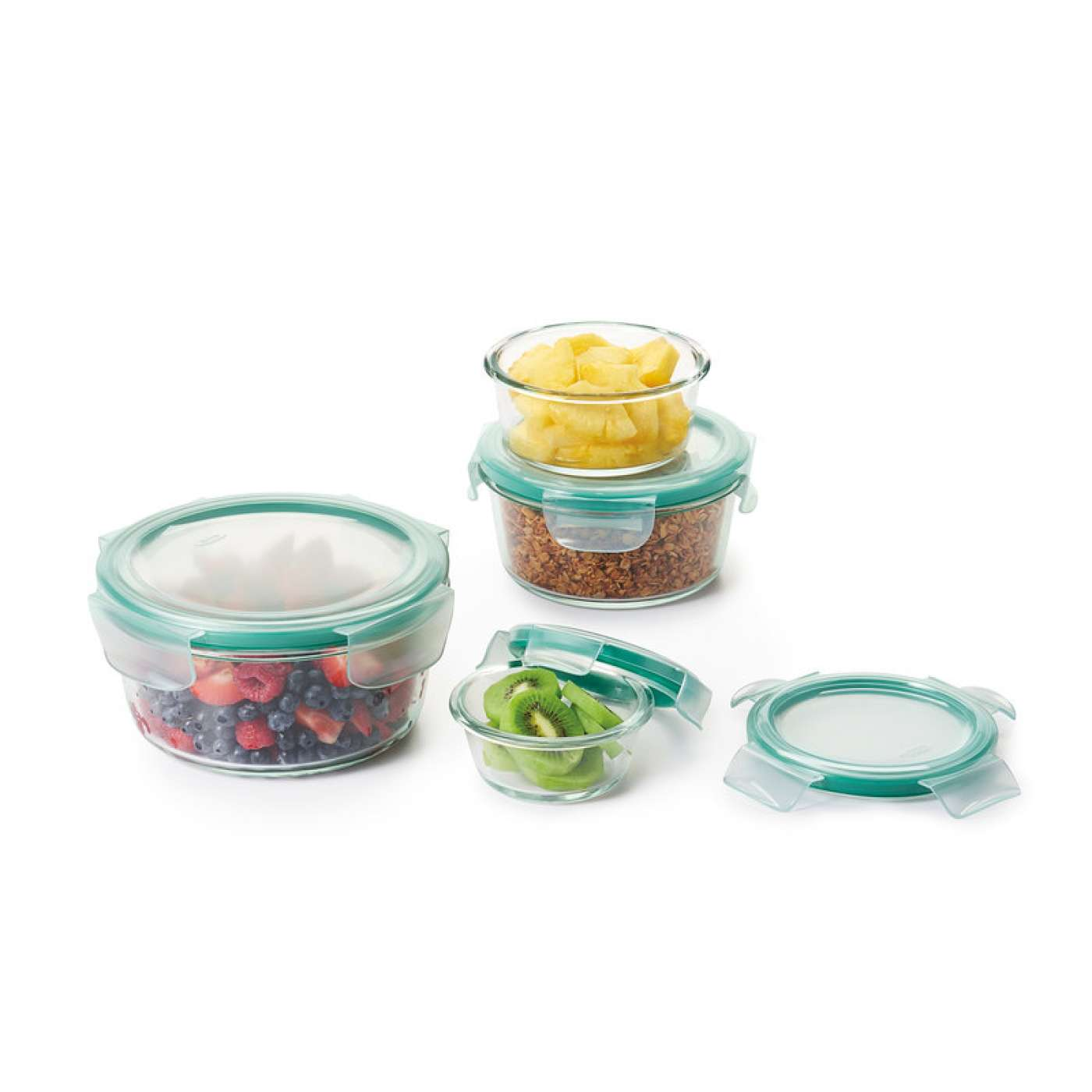 Glass Food Storage