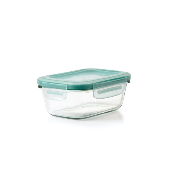 OXO Good Grips 1.6 Cup Smart Seal Glass Rectangle Container