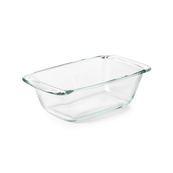 Glass Loaf Baking Dish (1.6 Qt)