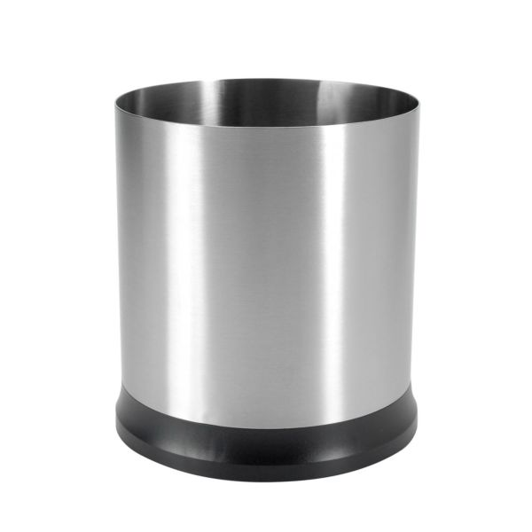 Stainless Steel Rotating Utensil Holder