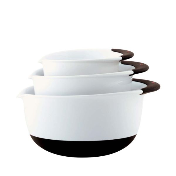 OXO Good Grips 3 Piece Mixing Bowl Set