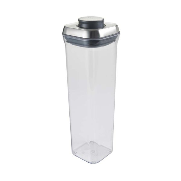 OXO SteeL POP Container - Small Square (2.1 Qt)