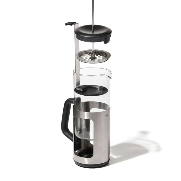 8 Cup French Press with Grounds Lifter